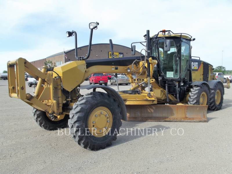 CATERPILLAR MOTORGRADERS 140MAWD equipment  photo 1
