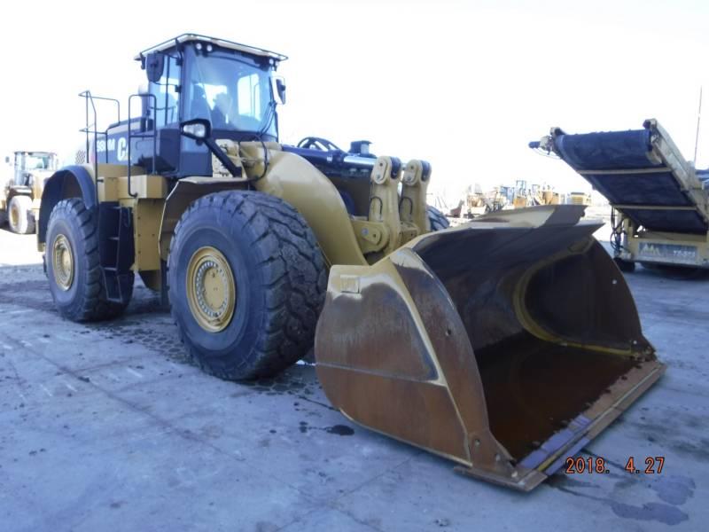 CATERPILLAR RADLADER/INDUSTRIE-RADLADER 980M equipment  photo 2
