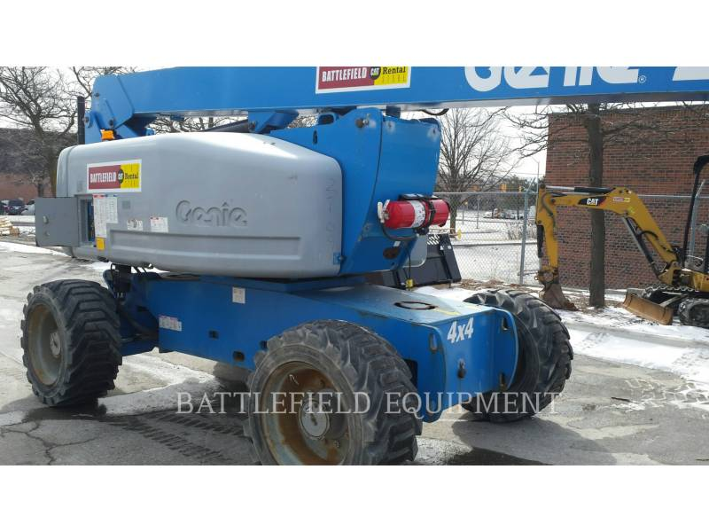 GENIE INDUSTRIES LIFT - BOOM Z80/60J RT equipment  photo 5