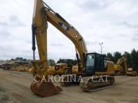 CATERPILLAR TRACK EXCAVATORS 336F QC equipment  photo 6