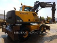 Equipment photo VOLVO CONSTRUCTION EQUIPMENT EW140B PELLES SUR PNEUS 1