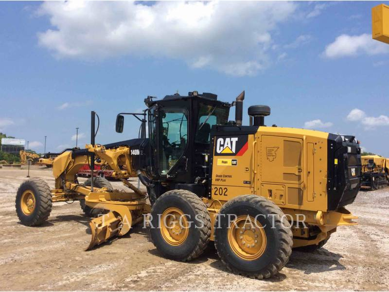 CATERPILLAR モータグレーダ 140M LC14 equipment  photo 4