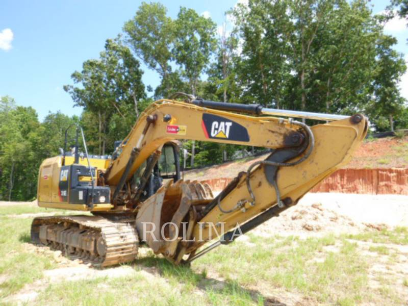 CATERPILLAR トラック油圧ショベル 316E TH equipment  photo 3