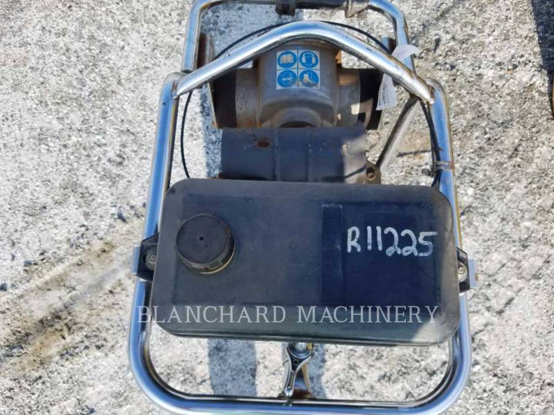 WACKER CORPORATION  VIBRATORY PLATE COMPACTOR TAMPJJRT66 equipment  photo 6