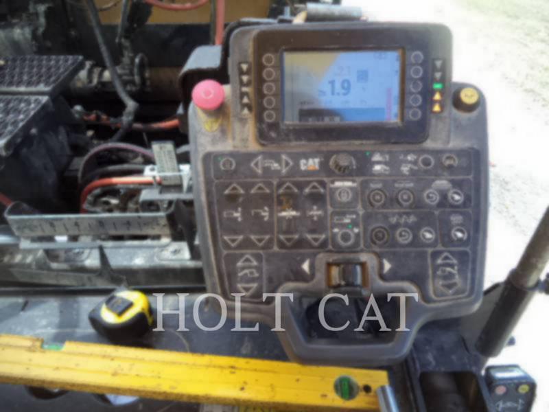 CATERPILLAR FINISSEURS AP1000F equipment  photo 12