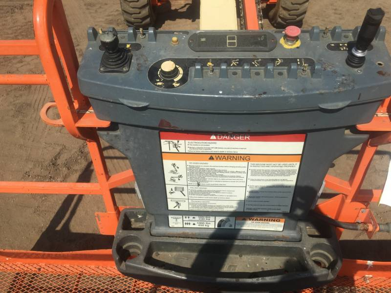 JLG INDUSTRIES, INC. LIFT - BOOM 600S equipment  photo 19
