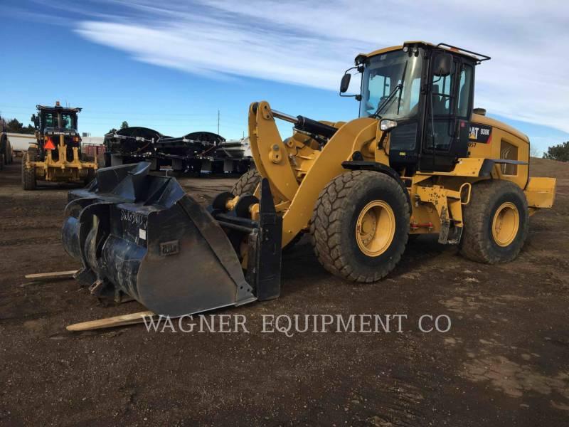 CATERPILLAR RADLADER/INDUSTRIE-RADLADER 938K FC equipment  photo 1