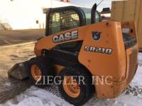 CASE/NEW HOLLAND SKID STEER LOADERS SR210 equipment  photo 3