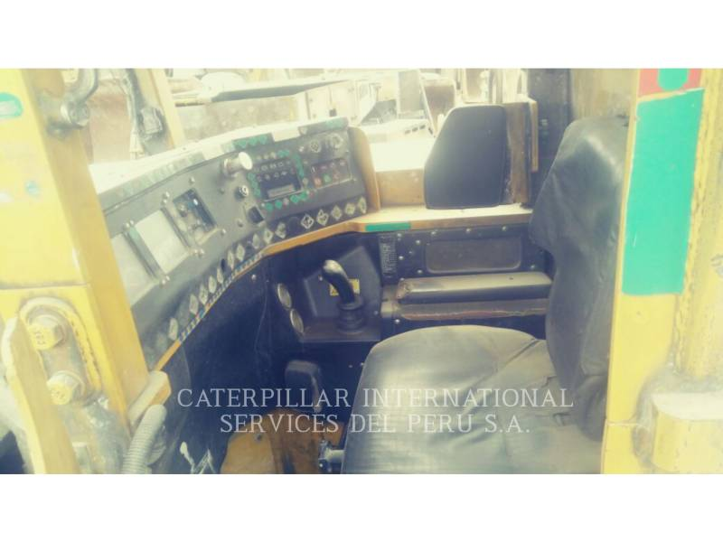 CATERPILLAR UNDERGROUND MINING LOADER R1300G equipment  photo 3