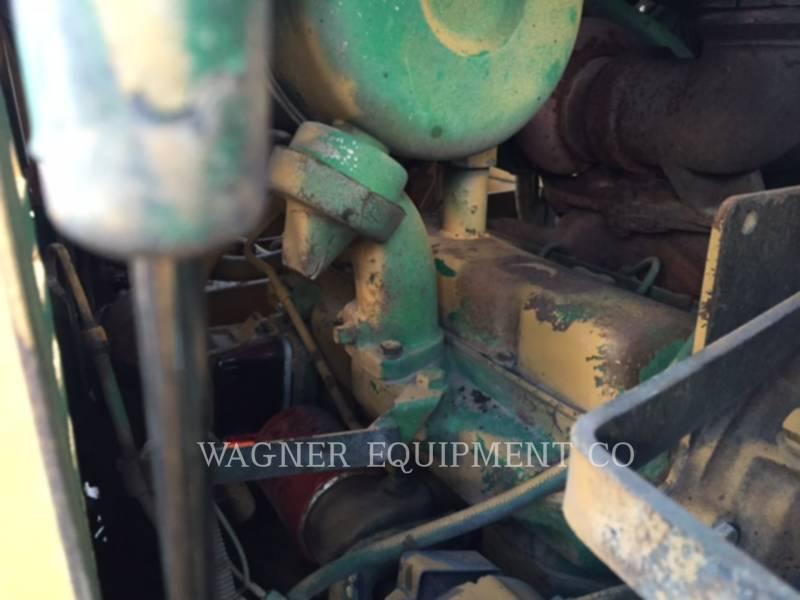 BARBER GREENE ASPHALT PAVERS BG225 equipment  photo 20