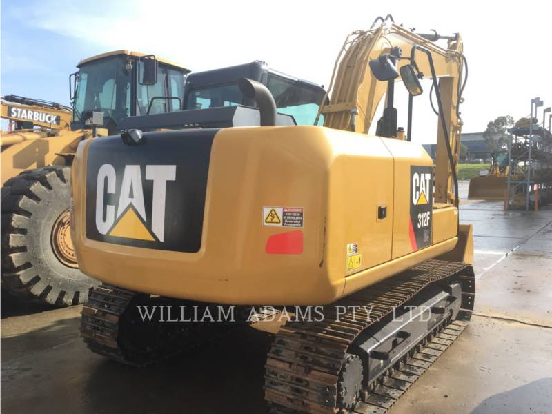 CATERPILLAR EXCAVADORAS DE CADENAS 312FGC equipment  photo 7