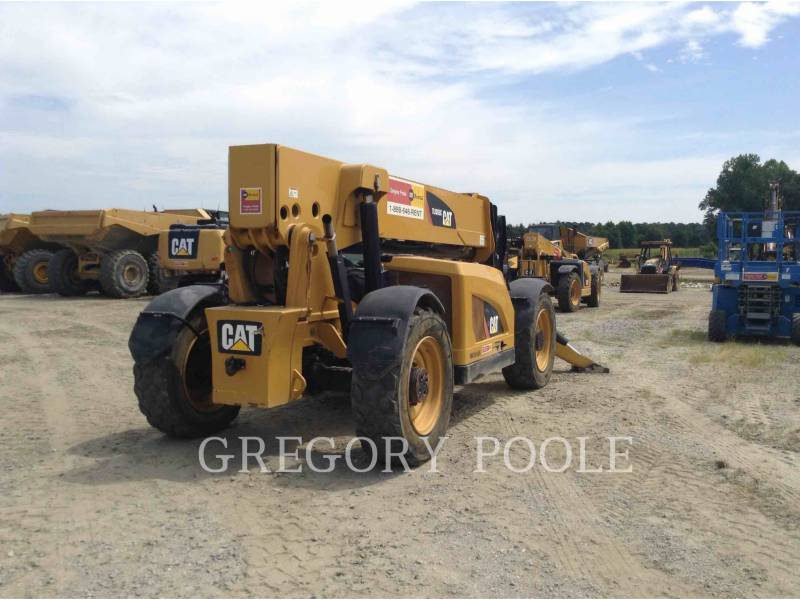 CATERPILLAR TELEHANDLER TL1055C equipment  photo 4