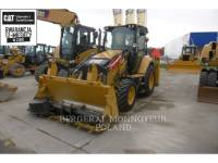 Equipment photo CATERPILLAR 428F2 CHARGEUSES-PELLETEUSES 1