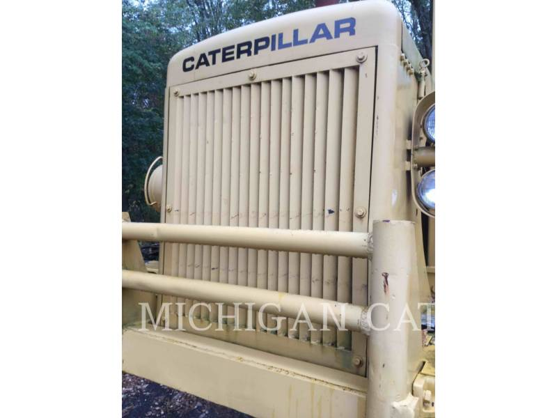 CATERPILLAR SCRAPER PER TRATTORI GOMMATI 631C equipment  photo 10