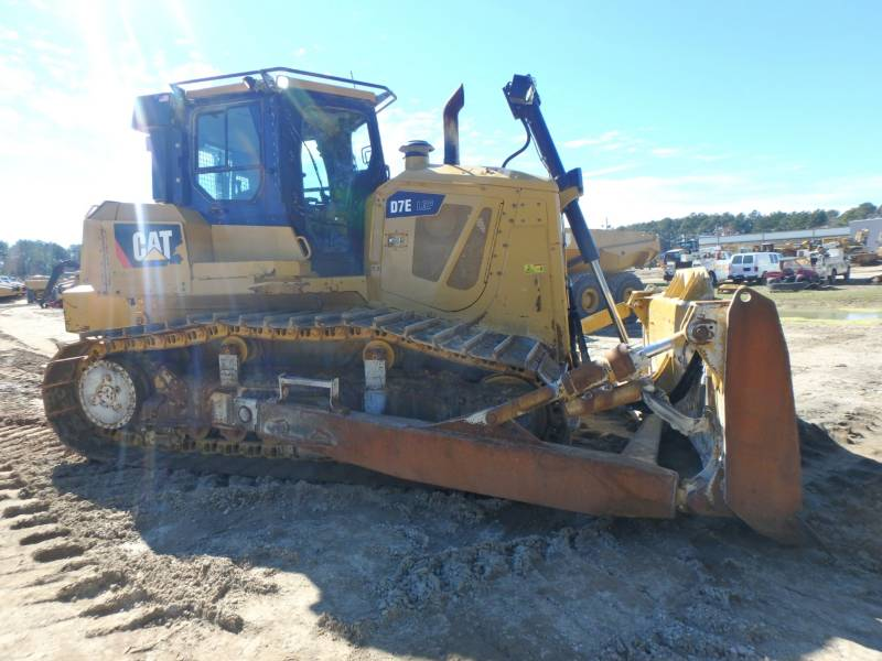CATERPILLAR ブルドーザ D7ELGP equipment  photo 5
