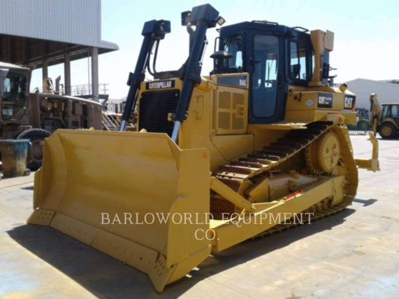 CATERPILLAR KETTENDOZER D 6 R equipment  photo 1