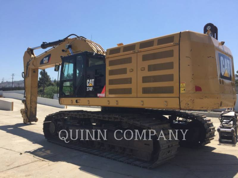 CATERPILLAR EXCAVADORAS DE CADENAS 374F equipment  photo 6