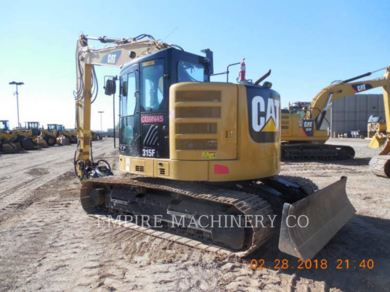 CATERPILLAR EXCAVADORAS DE CADENAS 315FL    P equipment  photo 3