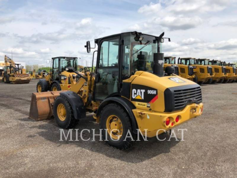 CATERPILLAR PALE GOMMATE/PALE GOMMATE MULTIUSO 906H C equipment  photo 4