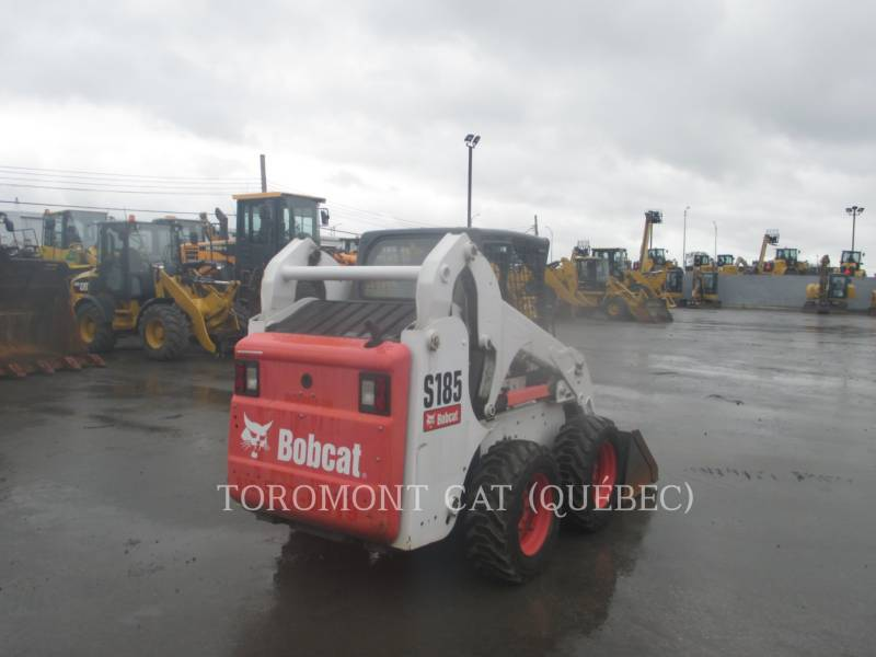 BOBCAT SKID STEER LOADERS S185 equipment  photo 9