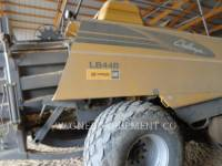 AGCO AG HAY EQUIPMENT LB44B/CHUT equipment  photo 9