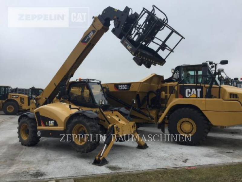 CATERPILLAR TELEHANDLER TH414C equipment  photo 5