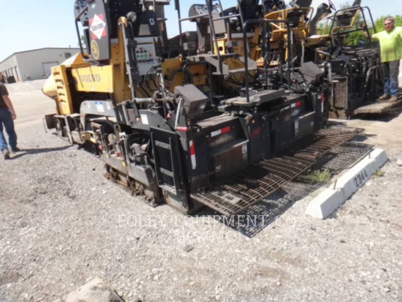 VOLVO CONSTRUCTION EQUIPMENT PAVIMENTADORA DE ASFALTO PF6110 equipment  photo 2