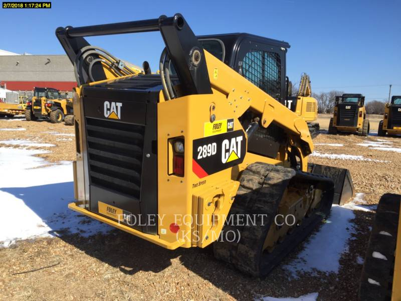 CATERPILLAR CHARGEURS COMPACTS RIGIDES 289DSTD2CA equipment  photo 3