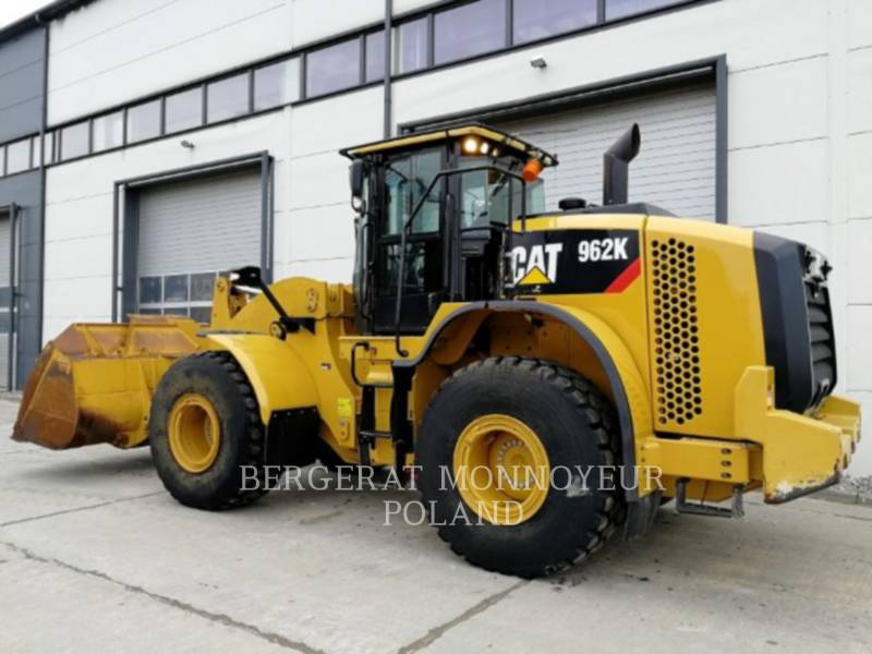 CATERPILLAR CHARGEUR INDUSTRIEL 962K equipment  photo 12