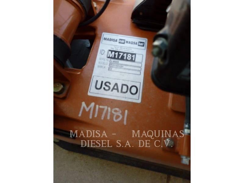 MULTIQUIP COMPATTATORI MVH150VGH equipment  photo 5