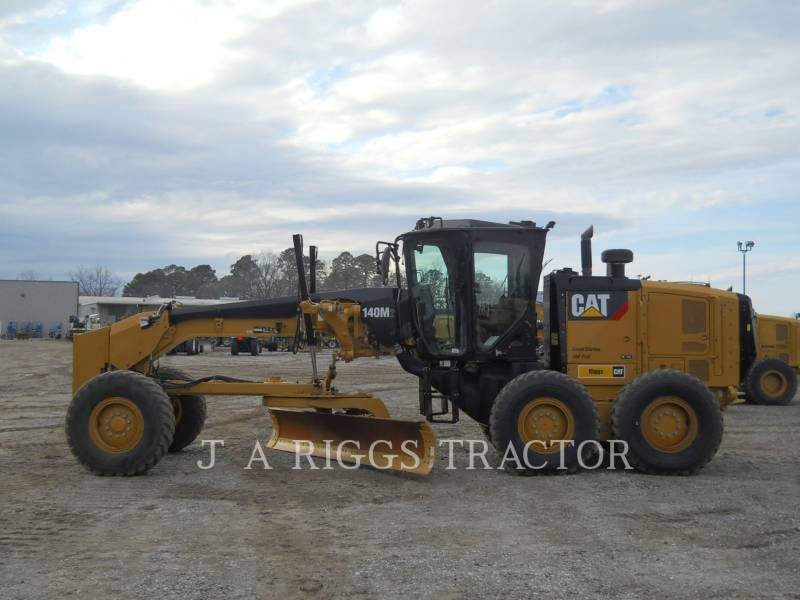 CATERPILLAR MOTORGRADER 140M LC14 equipment  photo 7