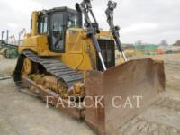 Equipment photo CATERPILLAR D6T XW ARO TRACK TYPE TRACTORS 1