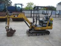CATERPILLAR PELLES SUR CHAINES 301.6 C equipment  photo 1