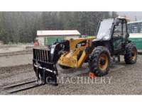 Equipment photo CATERPILLAR TH514C CHARGEUR À BRAS TÉLESCOPIQUE 1