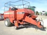 Equipment photo AGCO-HESSTON CORP HT4790 AG TRACTORS 1