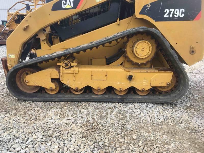 CATERPILLAR DELTALADER 279C equipment  photo 6