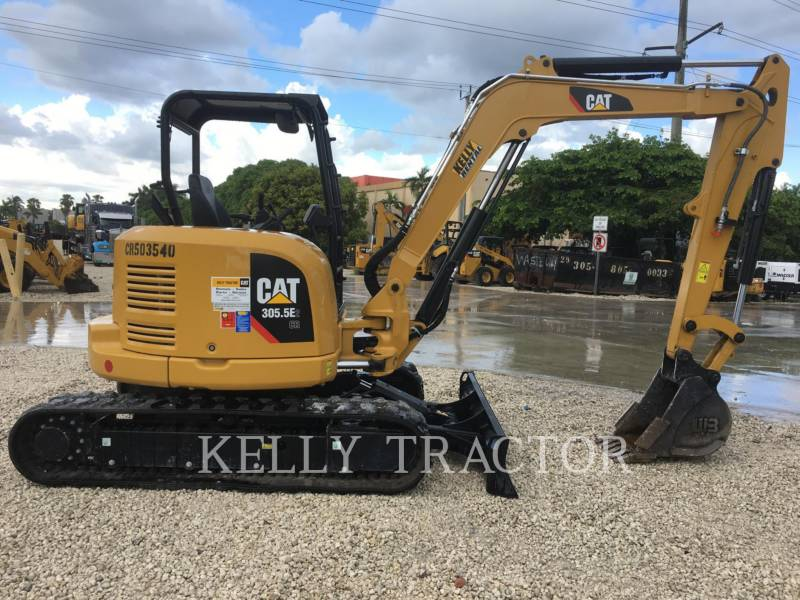 CATERPILLAR EXCAVADORAS DE CADENAS 305.5E2CR equipment  photo 6