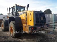 Equipment photo HYUNDAI CONSTRUCTION EQUIPMENT HL780-9S ÎNCĂRCĂTOARE PE ROŢI/PORTSCULE INTEGRATE 1