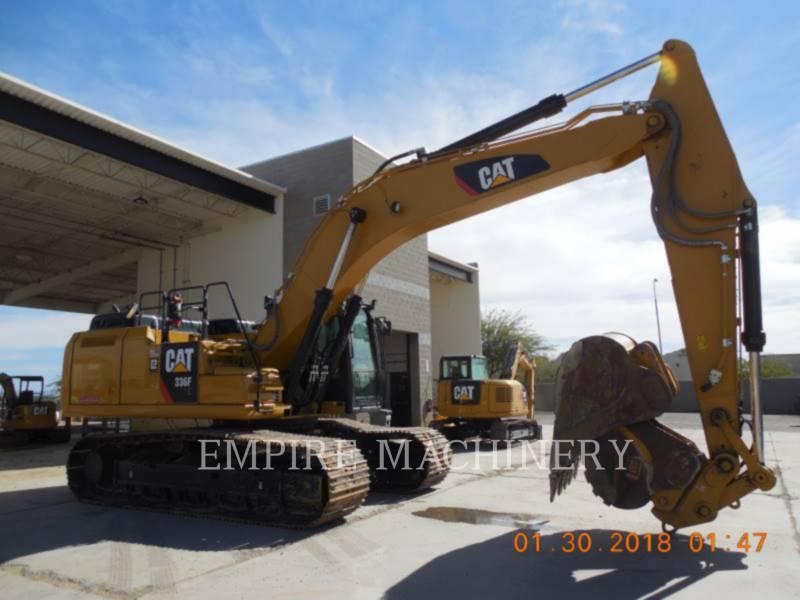 CATERPILLAR EXCAVADORAS DE CADENAS 336FL equipment  photo 1