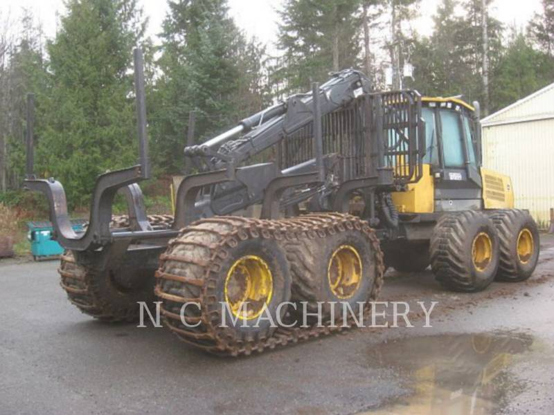 JOHN DEERE MÁQUINA FORESTAL 1710D equipment  photo 7
