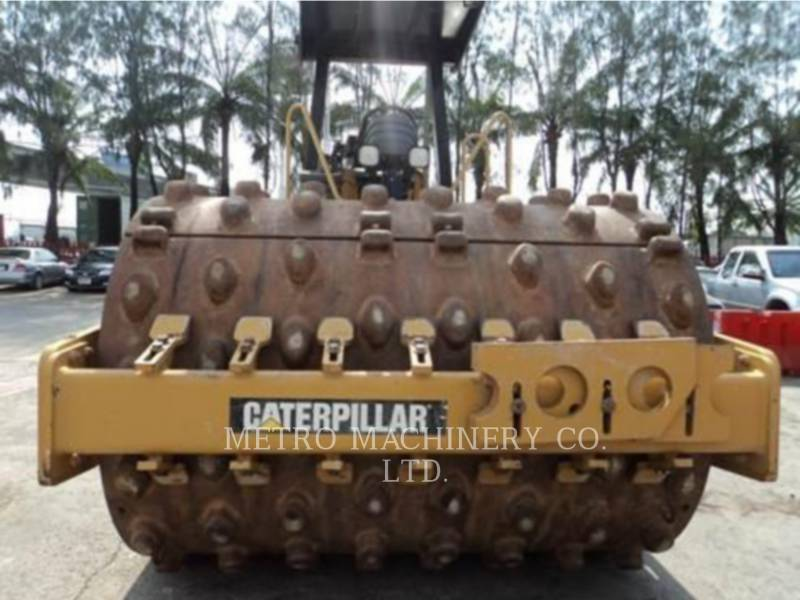 CATERPILLAR COMPACTADORES DE SUELOS CS-533E equipment  photo 7