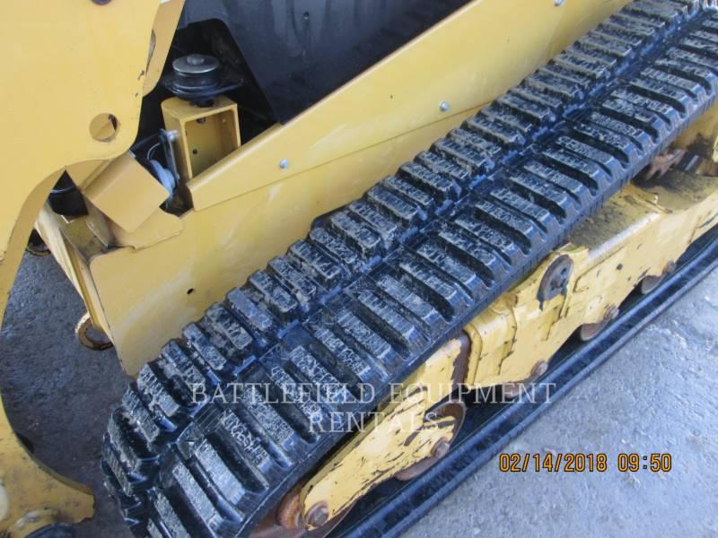 CATERPILLAR 多様地形対応ローダ 259D equipment  photo 9