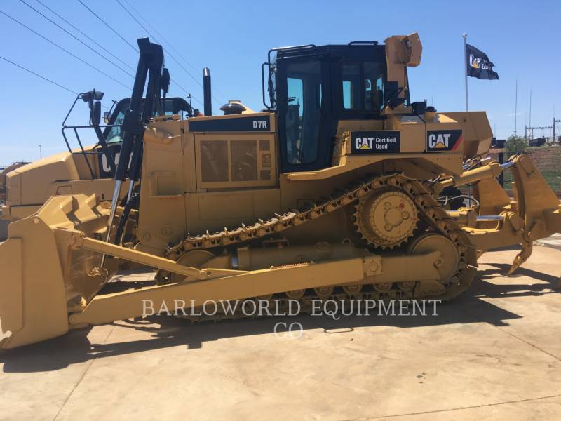 CATERPILLAR TRACTEURS SUR CHAINES D 7 R equipment  photo 1