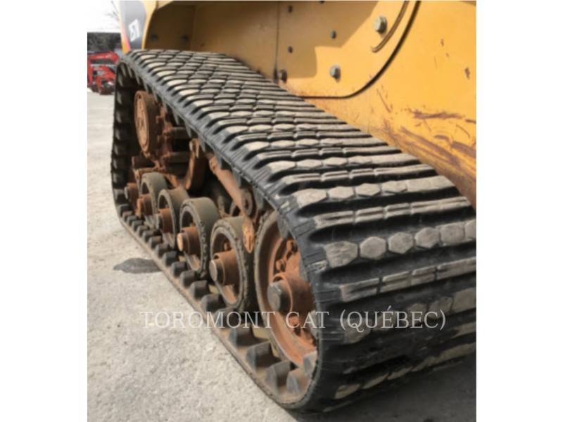 CATERPILLAR MULTI TERRAIN LOADERS 257B2 equipment  photo 8