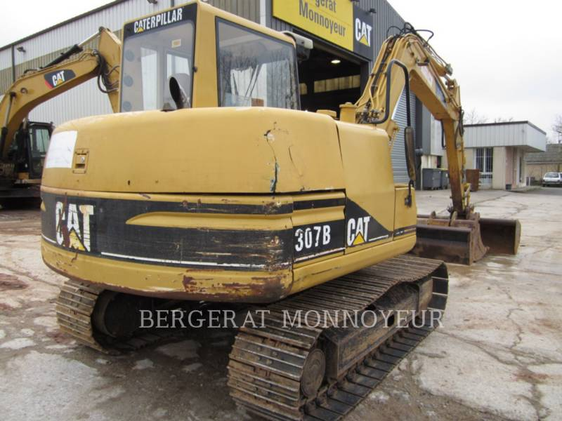 CATERPILLAR TRACK EXCAVATORS 307B equipment  photo 13