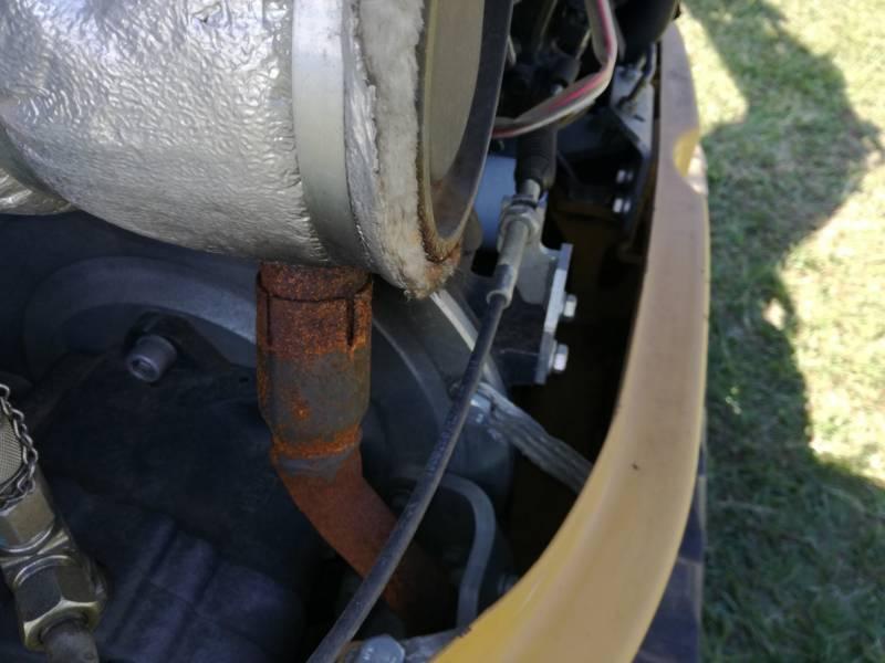 CATERPILLAR ESCAVATORI CINGOLATI 302.7DCR equipment  photo 10