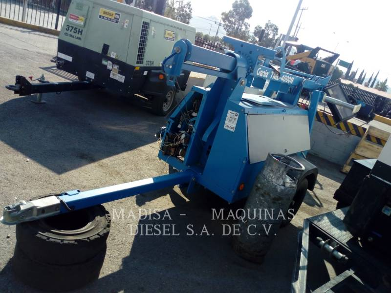 GENIE INDUSTRIES TORRE DE ALUMBRADO TML4000N equipment  photo 1