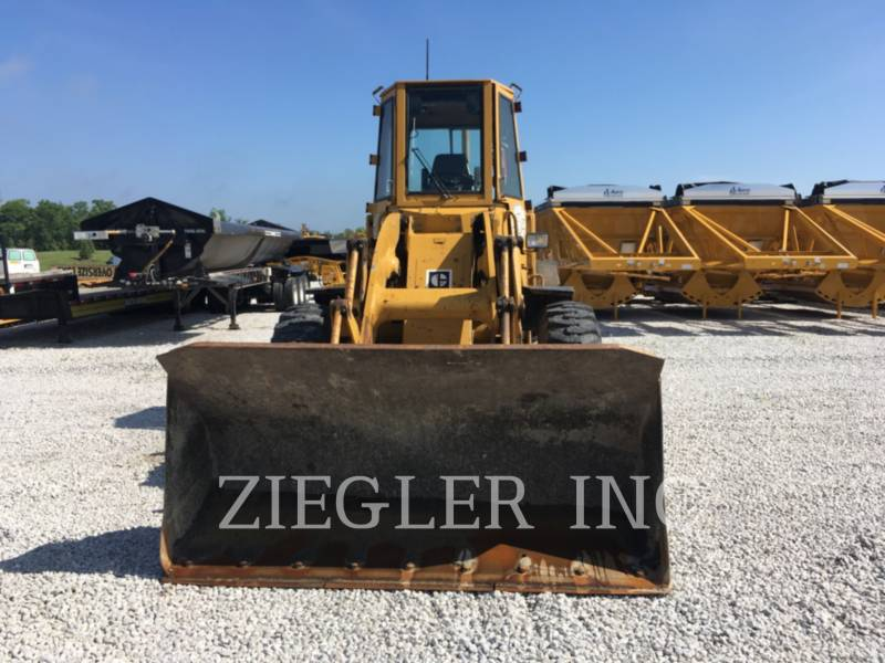 CATERPILLAR WHEEL LOADERS/INTEGRATED TOOLCARRIERS 920 equipment  photo 6