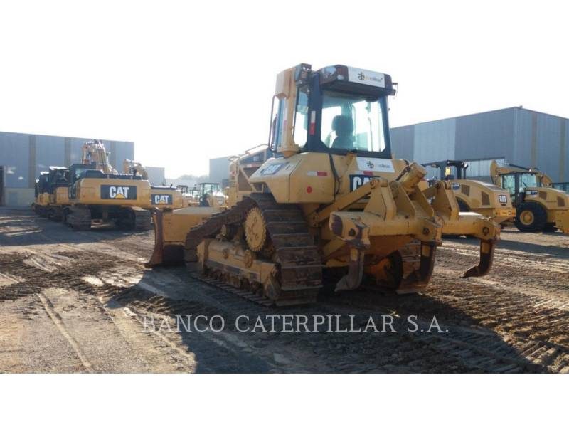 CATERPILLAR TRACTORES DE CADENAS D6NXL equipment  photo 3