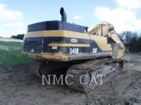 CATERPILLAR TRACK EXCAVATORS 345BL equipment  photo 3
